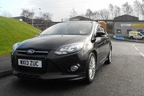 Ford Focus Zetec S 1.6 TDCi 115 PS