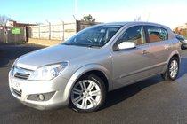 Vauxhall Astra Elite 1.7CDTi 16v (100PS)