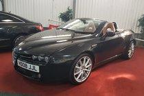 Alfa Romeo Spider JTS LIMITED EDITION