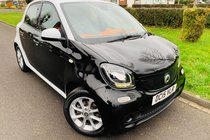 Smart ForFour 1.0 PASSION S/S ABSOLUTE STUNNER