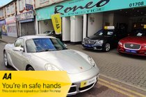 Porsche Cayman COUPE MANUAL 24V, STUNNING EXAMPLE!