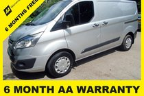 Ford Transit 270 SWB TREND LR P/V 6 MONTH AA WARRANTY - 12 MONTH MOT - FULL SERVICE - 12 MONTH AA BREAKDOWN COVER