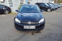 Volkswagen Golf SE TDI BLUEMOTION DSG