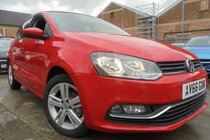 Volkswagen Polo 1.2 TSI BlueMotion Tech Match G (s/s) 5dr