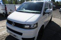 Volkswagen Transporter T28 TDI A/C SAT NAV  SPORTLINE STYLE  (READY FOR KOMBI) 140BHP