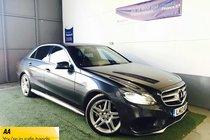 Mercedes E Class E350 BLUETEC AMG SPORT