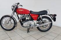Norton Commando 1 owner 750 Commando mark 1