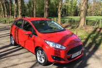 Ford Fiesta Zetec 1.25 82PS FULL SERVICE HISTORY BLUETOOTH HIGH SPEC