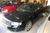 Audi A4 TDI QUATTRO (130BHP)