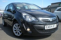 Vauxhall Corsa S 1.2i 16v VVT, 1 PRIVATE OWNER FROM NEW