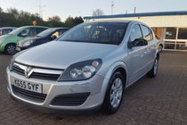 Vauxhall Astra Club 1.6i 16v Twinport