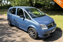 Vauxhall Meriva THIS CAR IS NOW SOLD PLEASE CALL FOR MORE STOCK