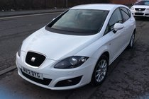 SEAT Leon 1.6 TDI CR SE Copa BUY NO DEP & ONLY £36 A WEEK T&C