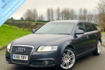 Audi A6 AVANT TDI S LINE SPECIAL EDITION | TIMING BELT DONE