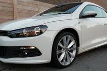 Volkswagen Scirocco R LINE TDI DSG SAT NAV LEATHER