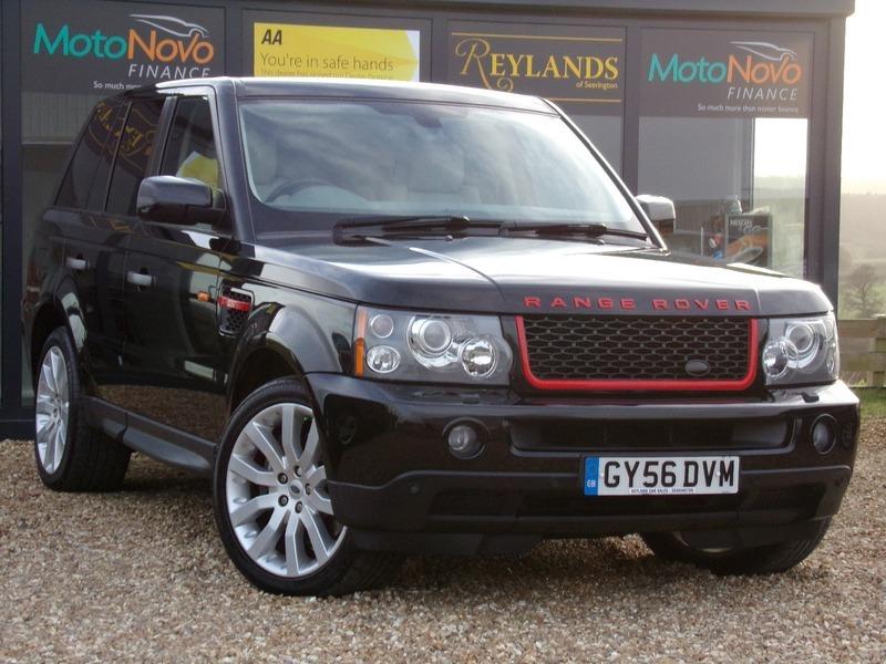 Land Rover Range Rover Sport 2 7 Tdv6 Hse Reyland Car Sales