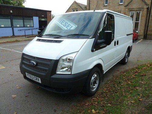Ford Transit T280 Low Roof 100ps Bluetooth