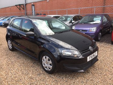 Volkswagen Polo 1.2 S 70PS**2 FORM NEW*MOT DUE 17/05/2018*FREE 6 MONTHS WARRANTY*FREE 12 MONTHS AA BREAKDOWN COVER*FINANCE AVAILABLE * FREE HPI