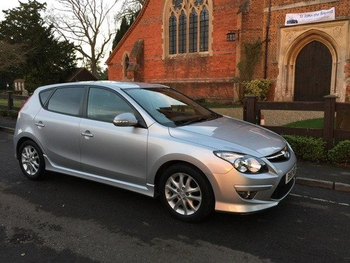 Hyundai I30 1.4 EDITION LOTS OF SPEC, CHECK THE LIST!