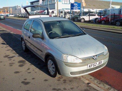Vauxhall Corsa 1.0I 12V CLUB