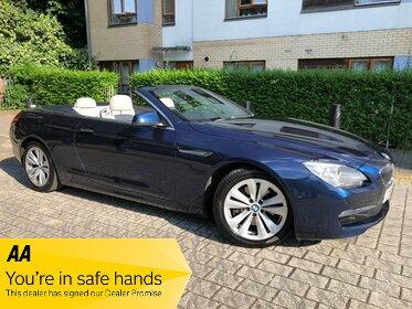 BMW 6 SERIES 640i SE
