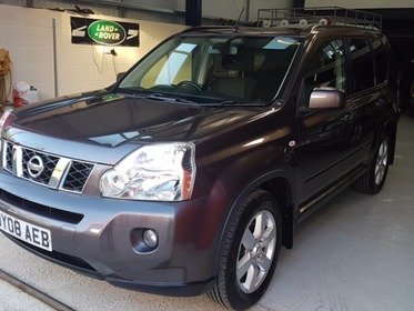 Nissan X-Trail 2.0 DCI 150 SPORT EXPEDITION 4X4