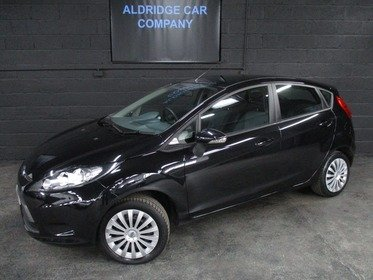 Ford Fiesta 1.25 EDGE 82BHP /  Reduced For This WEEKEND ONLY !