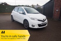 Toyota Yaris 1VVT-I EDITION LOW MILES ! SERVICE HISTORY ! £30 YEAR TAX !
