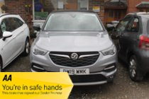 Vauxhall Grandland X SPORT NAV S/S - STUNNING LOOKING SUV WITH A GOOD SPECIFICATION & GREAT PRACTICALITY!