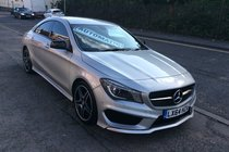 Mercedes CL CLA180 AMG SPORT BUY NO DEP & £90 A WEEK T&C APPLY