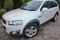 Chevrolet Captiva LTZ 2.2 VCDi (184PS) AWD
