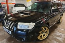 Subaru Forester XT TURBO (STI REPLICA)
