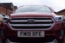Ford Kuga 2.0 TITANIUM X EDITION 2WD TDCI 120 6SP AUTOMATIC SAT NAV APP PACK