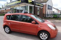 Nissan Note ACENTA FINANCE WITH US