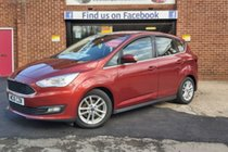 Ford C-Max ZETEC TDCI  BUY ZERO DEPOSIT & ONLY £53 A WEEK T&C APPLY