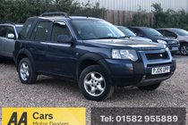 Land Rover Freelander TD4 SE STATION WAGON