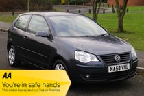 Volkswagen Polo 1.4 80 PS Match
