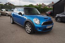 MINI Cooper S COOPER S FULL SERVICE HISTORY ! 99% FINANCE APPROVAL !