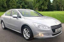 Peugeot 508 HDI ACTIVE
