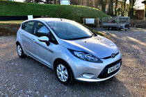 Ford Fiesta ECOnetic 1.6 TDCi095 DPF #FinanceAvailable
