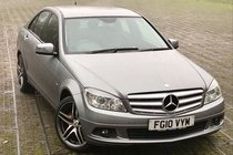 Mercedes C Class C180 K BLUEEFFICIENCY EXECUTIVE SE