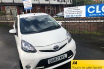 Toyota AYGO VVT-I FIRE/FREE ROAD TAX LAST SERVICED 06/09/2019
