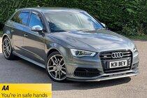 Audi S3 S3 SPORTBACK QUATTRO