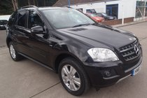 Mercedes M Class ML300 CDI BLUEEFFICIENCY SE
