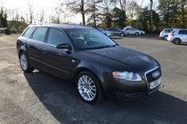 Audi A4 Avant 2.0 TDI SE AVANT TDV #FinanceAvailable