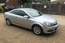 Vauxhall Astra 1.6i 16v Twin Top