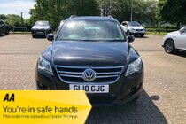 Volkswagen Tiguan SE TDI 4MOTION.  Very clean & tidy car - Full of style & practicality!
