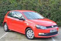 Volkswagen Polo S**1 F. KEEPER, 2 KEYS, NEW MOT**