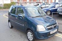 Vauxhall Agila 16V TWINPORT DESIGN