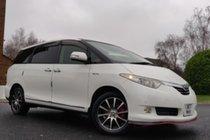 Toyota Estima 2.4L PETROL/HYBRID 5 DOORS 7 SEATS